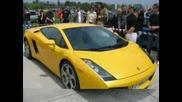 Lamborgini - One Of The Sexiest Cars