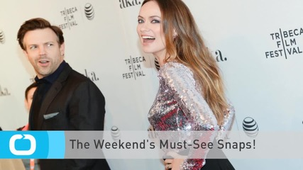 The Weekend's Must-See Snaps!