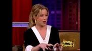 Christina Applegate On Jimmy Kimmel Live