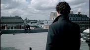 Шерлок / Sherlock - Водопадът Райхенбах - Сезон 2 Епизод 3 ( Част 3/ 3 ) Бг Аудио