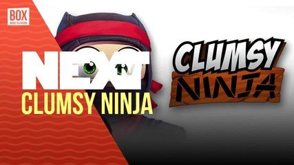 NEXTTV 016: Ревю: Clumsy Ninja