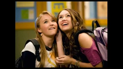 Превод! Miley Cyrus ft. Emily Osment - Wherever I Go
