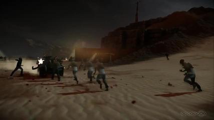 Ravaged Zombie Apocalypse - Announcement Trailer