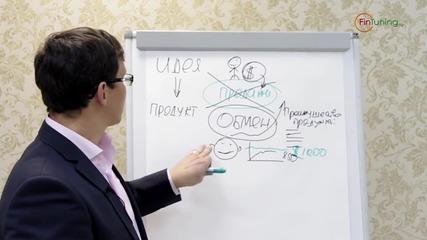 Юрий Соловьев - Как создать свой бизнес - Часть 3: Эффективные продажи