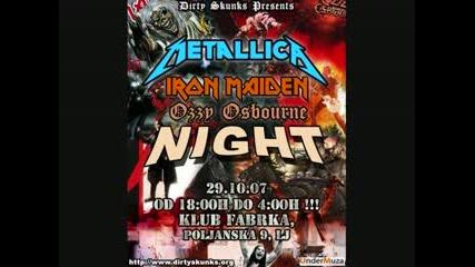 Metallica & Ozzy Osbourne - Iron Man