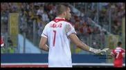 Малта 0:1 Италия ( квалификация за Европейско първенство 2016 ) ( 13/10/2014 )