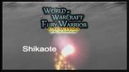 85 Fury Warrior мачка без дрехи - Shikaote