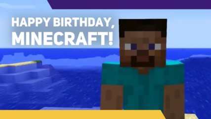 Now you can play Minecraft Classic for free!