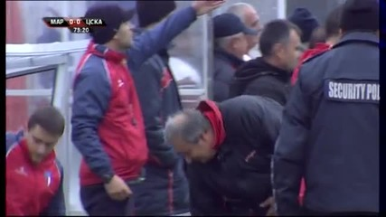 ВИДЕО: Имаше ли дузпа за ЦСКА срещу Марек?