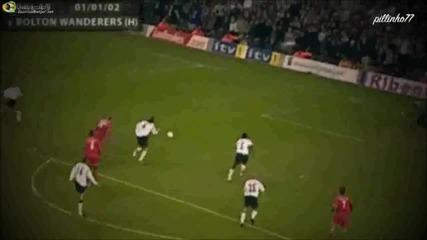 Steven Gerrard - Стивън Джерард (легендата на Ливърпул)