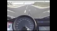 motor bmw k1200s развива от 0 - 280.kl в час