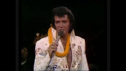 (превод) Elvis Presley - Love Me (live 1973)