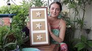 Лятна идея за декорация на дома с морски звезди