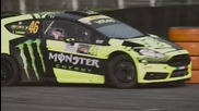 Monza Rally Show (day2 2015 Valentino Rossi)