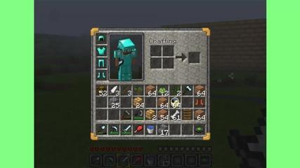 Minecraft яздене на прасе