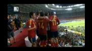 Испания е шампион на Euro 2012