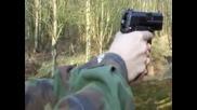 Airsoft Battle-use mini gun