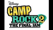 Camp Rock 2 - The Final Jam: Matthew Mdot Finley - Fire (с бг превод)