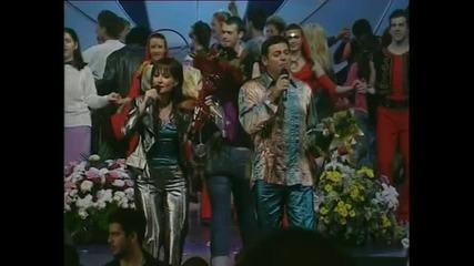 Севдалина и Валентин Спасови - Китка снощи, Кито, Давай ме
