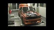 Bmw e30 328i 24v Turbo 685hp 731nm