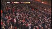 Liverpool vs Benfica - Torres song