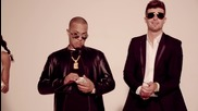 Robin Thicke feat. T.i. & Pharrell - Blurred Lines *официално видео*