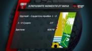 Постно темпо осигури класиране на финалите за Уругвай