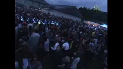 Dino Psaras - Firewall (live)