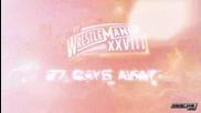 Wrestlemania Xxviii promo [hd]