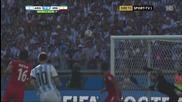 21.06.14 Аржентина - Иран 1:0 *световно първенство Бразилия 2014 *