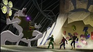 Ultimate Spider-man - 2x10 - The Man-wolf
