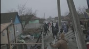 Ukraine: Azov Battalion attack police chief's house with Molotov cocktails