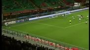29.08.10 - Милан с разгромна победа с 4 - 0 срещу Лече