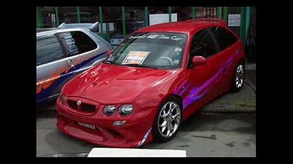 Super Pimped Cars in 2008