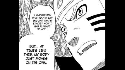 Naruto manga 680 hd sfx [bg sub]