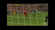 Байерн - Волфсбург 3 - 0 Гола на Робен