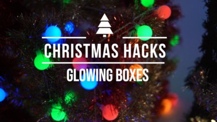 How to make a glowing gift