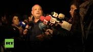 Romania: Ambulances continue to rush to scene of nightclub blast