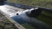 Подготовка за Йордановден - река Новоселска