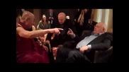 Среща на Далай Лама, Горбачов и Кирсан Илюмжинов