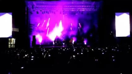 Imany - Don't Be So Shy Francofolies 2017 Bulgaria Blagoevgrad