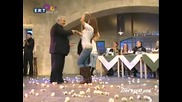 Пасхалис Терзис танцува!!!