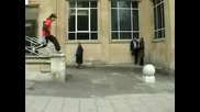 Freerunning For Psp