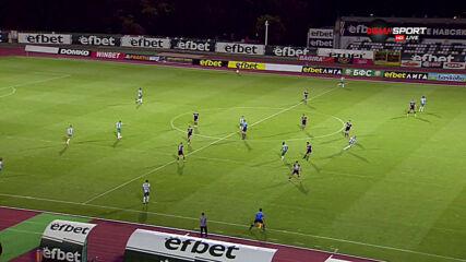 Ибрахима Конте върна нов гол за Берое