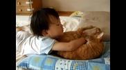 Коте и бебе 7