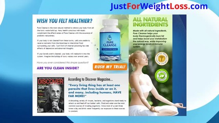 Pure Cleanse - Flush Away Your Excess Weights And Fats