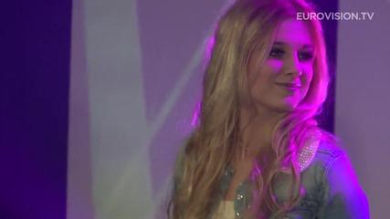 Евровизия 2013 - Сърбия | Moje 3 - Ljubav je svuda [eвровизия на концерт]