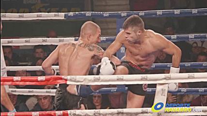 България има своя европейски шампион по кикбокс за професионалистиK1