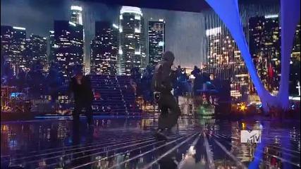 Mtv Video Music Awards 2010 Eminem & Rihanna