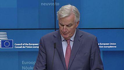 Belgium: Barnier hails 'fair and balanced' Brexit deal
